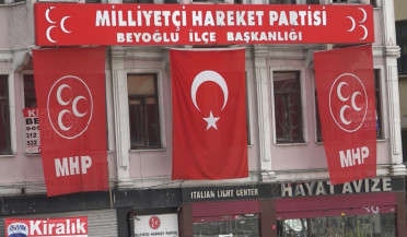New political force in Turkey