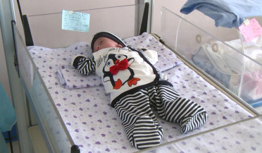 Sargis, weighing 500 g at birth, leaves maternity ward 101 days later