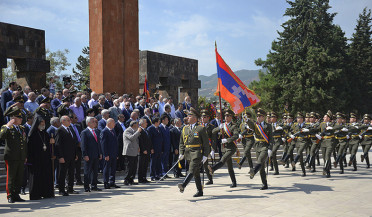 The Republic of Artsakh is 26 years old