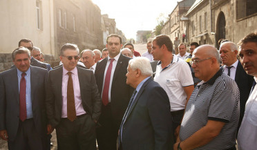 Gyumri aims to become attractive tourist center