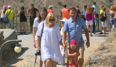 Russia-Armenia tourists visit flow grows