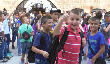 Aleppo Armenian colleges reopen