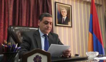 RA Consul General to Aleppo T. Gevorgyan concludes his diplomatic mission