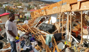 International agenda: hurricanes in Caribbean basin