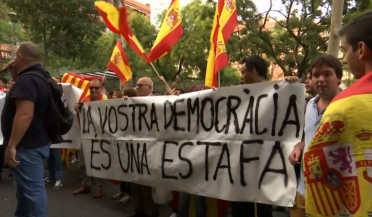 State of emergency in Catalonia