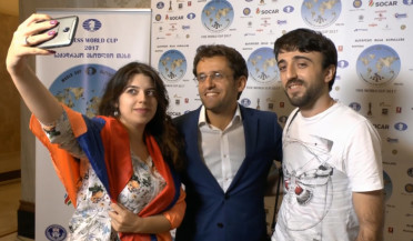 Aronian is a contender for Chess World Cup