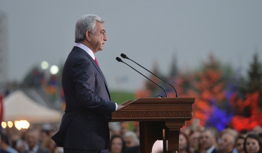 The most important messages of President Sargsyan