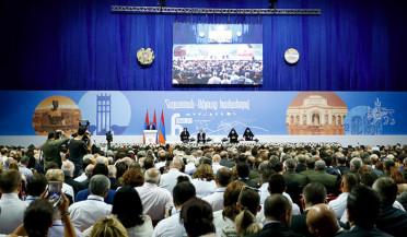 National agenda with Armenian dialogue