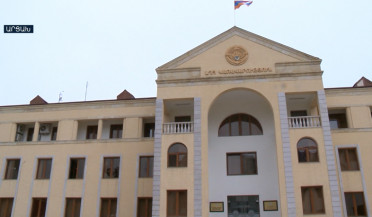 Artsakh government has new structure