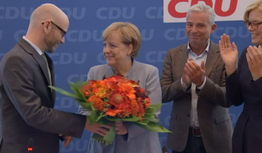 Merkel's party wins Bundestag election
