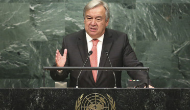 UN Secretary-General supports PACE Minsk Group