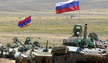 Armenian-Russian military exercises to start in a week