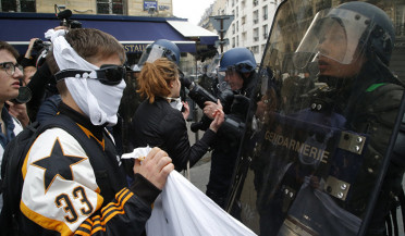 New French labor code raises protests