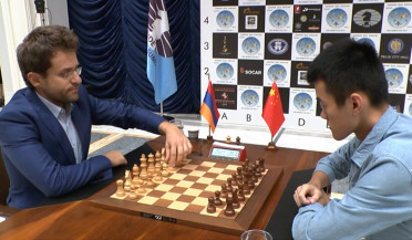 Levon Aronian wins second World Cup