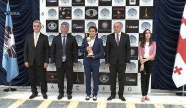 Levon Aronian: double winner of Chess World Cup