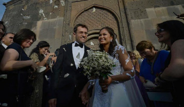 Levon Aronian got married