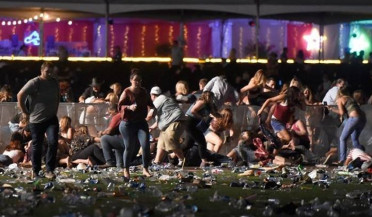 Shooting in Las Vegas, many dead and wounded