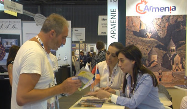 Armenia and Artsakh at international touristic exhibition