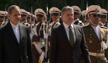 RA PM Karapetyan is in Iran on official visit