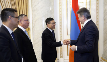 The Silk Road of Armenian-Chinese relations