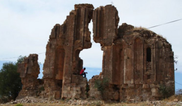 Armenian monasteries in Turkey in danger
