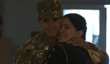Parents of soldiers from Yerevan to Artsakh