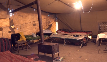 11 Norapat families continue living in tents