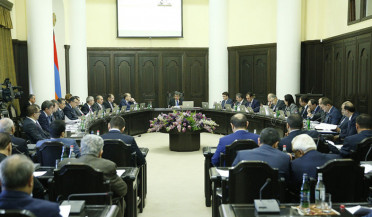 Karen Karapetyan: drinking water tariff rise should not reach consumers