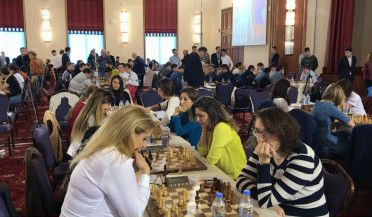 Europe Team Chess Championship continues in Greece