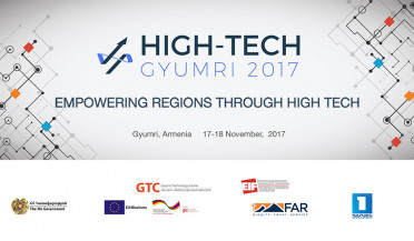 Conference in Gyumri: Empowering Regions through High-Tech