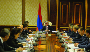Consultation on demographic issues of Armenia