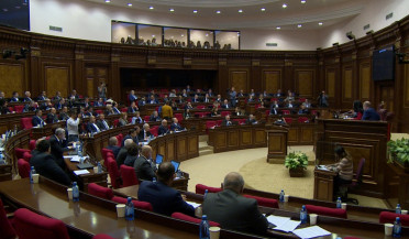 Parliament discusses Occupation Law modifications bill