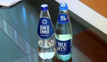 Administrative case against the producer of Dilijan Frolova mineral water.