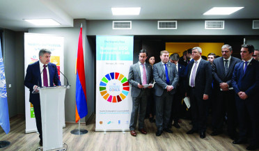 PM attends opening of National Innovation Center for Sustainable Development Goals