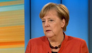 Angela Merkel did not form coalition government