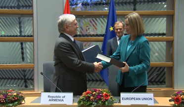 Political and economic opportunities of Armenia-EU Agreement
