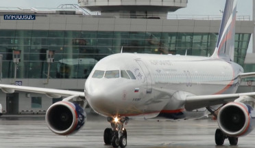 Moscow-Yerevan flight canceled