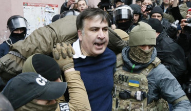 Saakashvili ready to die for Ukraine