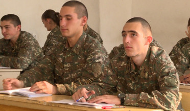 Two military universities of Armenia to unite
