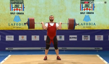 Armenian National Weightlifting team to pay 50 thousand USD penalty
