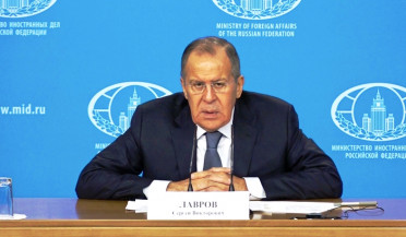 Lavrov: NGK question should be gradually resolved by parties