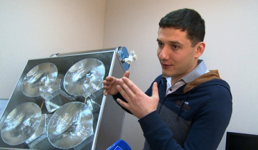Spherical solar panels: invention by young Armenians