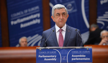 Armenia honored obligations assumed before Council of Europe