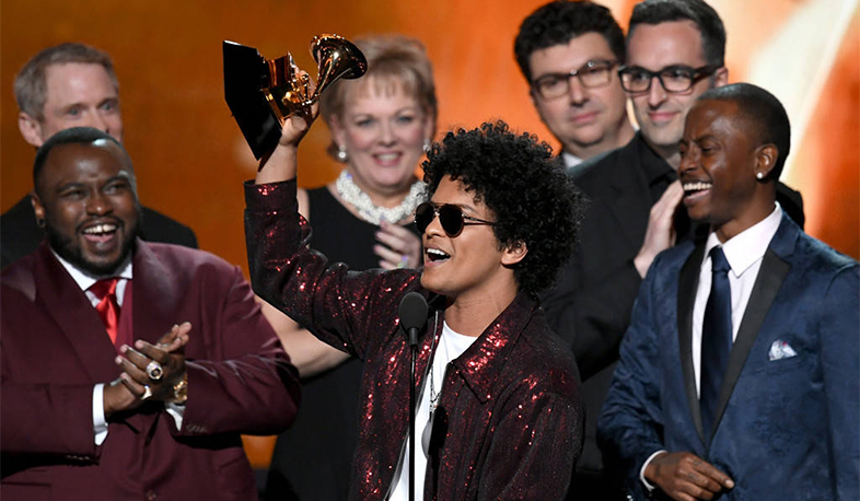 60th Grammy Awards took place in New York