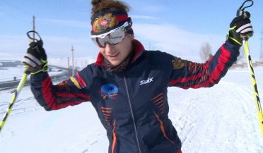 Unbroken ice of Armenian skiing