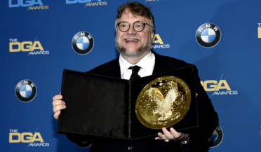 Guillermo del Toro wins biggest prize of Directors Guild