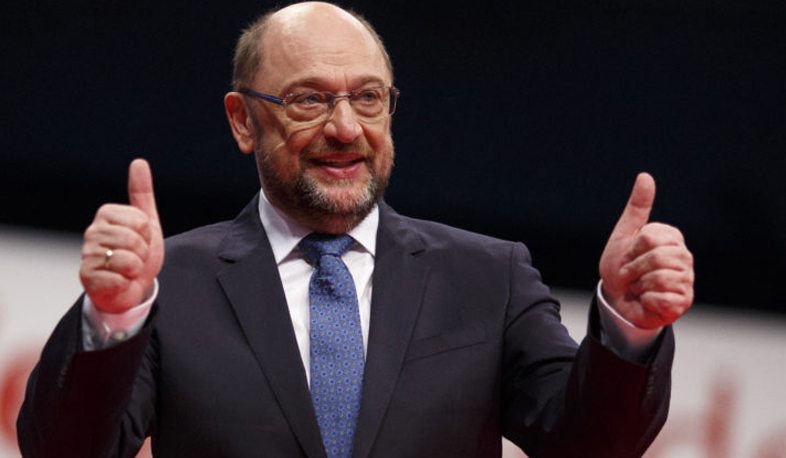 Schulz resigns as leader of the Social Democrats