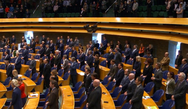 Dutch Parliament to vote for recognition of Armenian Genocide