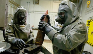 North Korea provided Syria with necessary materials for chemical weapon