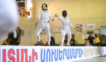 Yerevan ready to receive European fencers